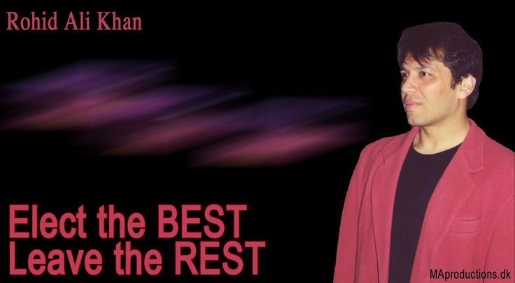 Elect the best