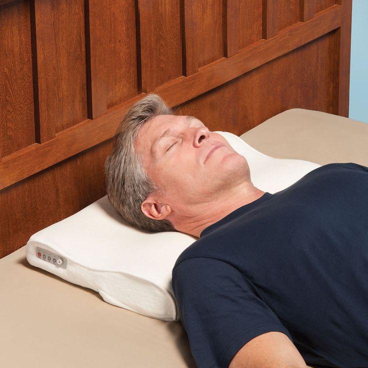 Nudging Pillow: Anti-Schnarch-Kissen rettet die Nachtruhe
