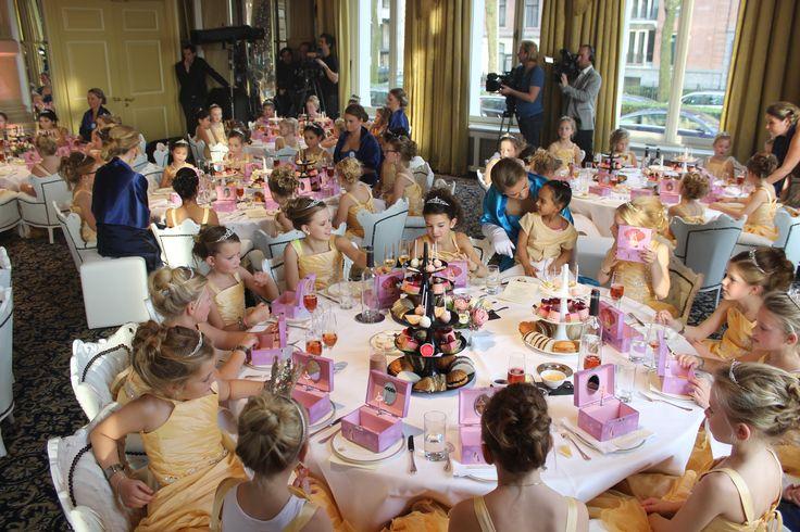 Het Prinsessenbal 2014