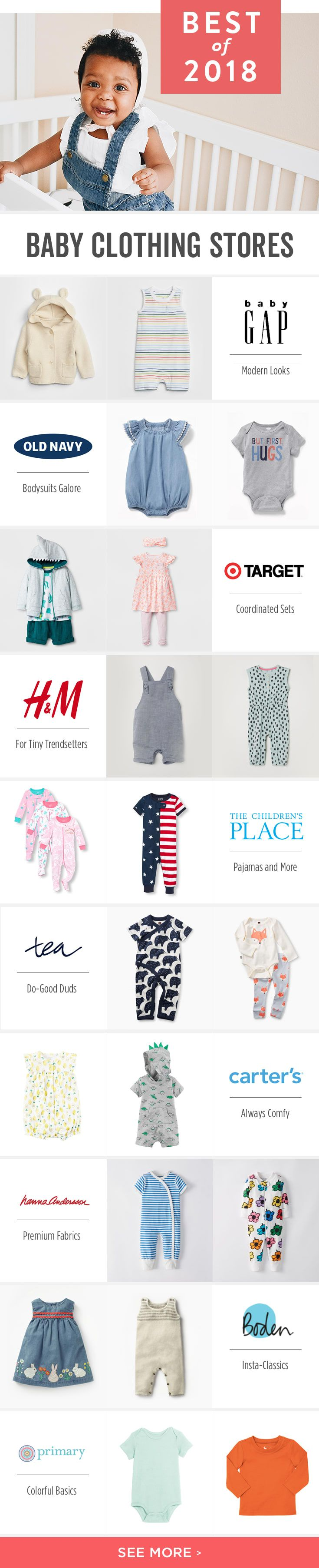 Best Baby Clothing Brands of 7  Online kids clothes, Childrens