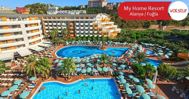 Spor aktiviteleri ile My Home Resort'te keyifli bir yaz geçirmeye hazır mısın?