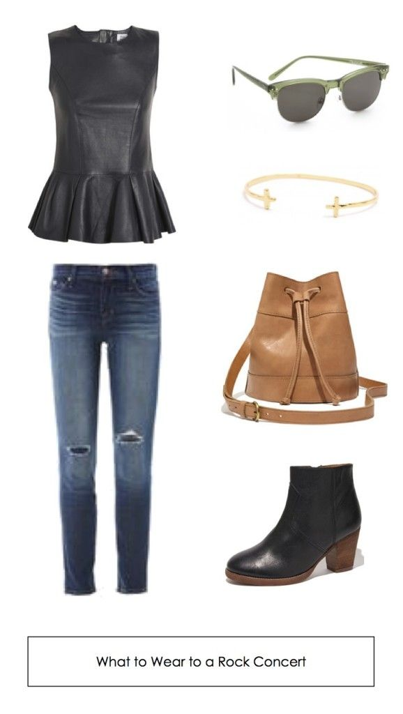 What to Wear: A Rock Concert
