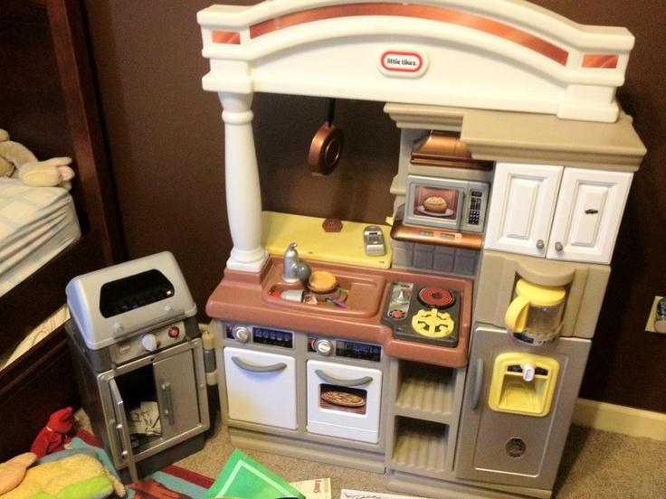 Little Tikes Play Kitchen With Grill 127 best toys images on pinterest | little tykes, kid stuff and