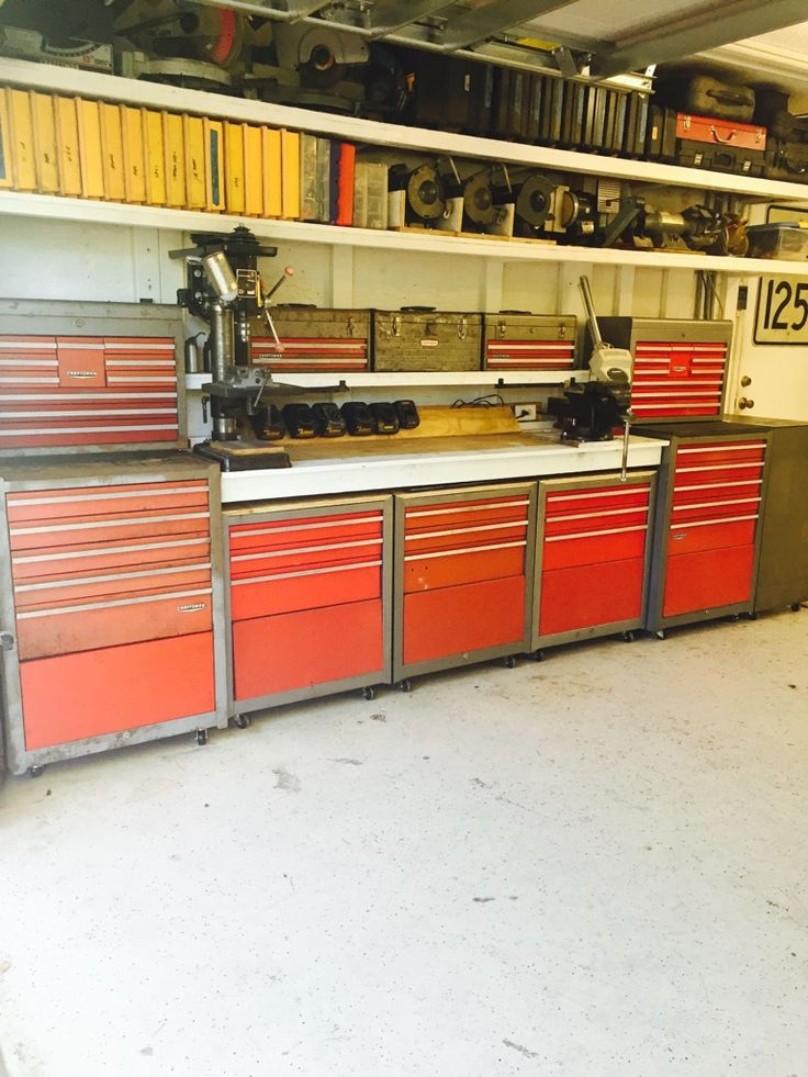 Tool Benches Garage : Best tools images on pinterest garage workshop