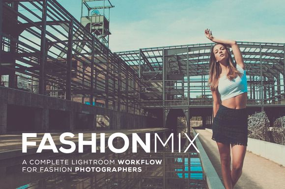 FashionMix Lightroom Presets by Hydrozi