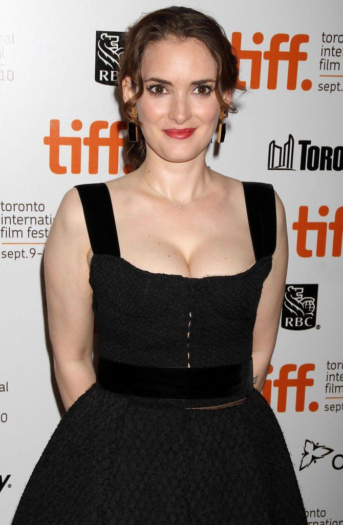 Winona Ryder - The 35th Annual Toronto International Film Festival - 'Black Swan' Premiere