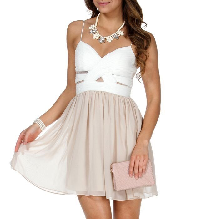 1000  ideas about Cute Homecoming Dresses on Pinterest ...