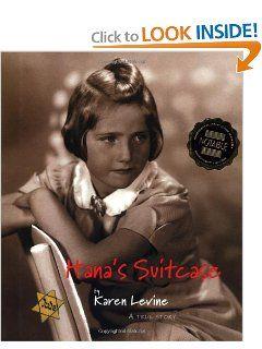 Hanas Suitcase - Karen Levine - Grade 4