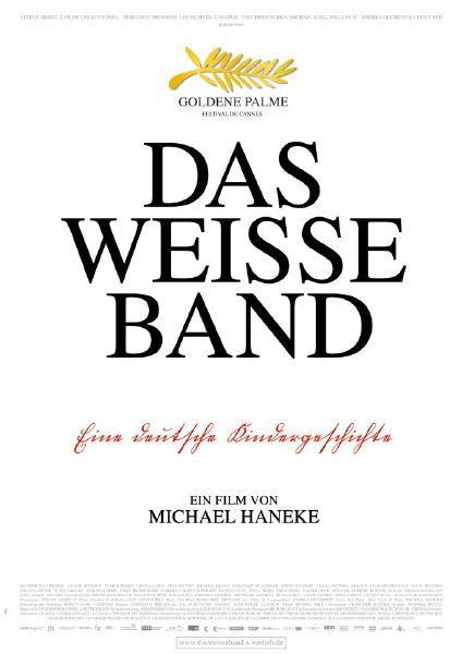 Deutschland, Österreich, Frankreich, Italien 2009. Regie: Michael Haneke. Mit: Christian Friedel, Ernst Jacobi.