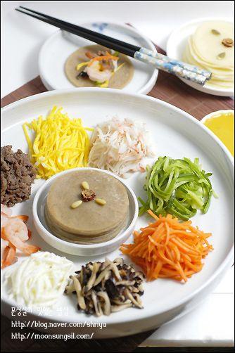 문성실의 맛있는 밥상 :: (구절판) 명절날 솜씨 한 번 내볼까?
