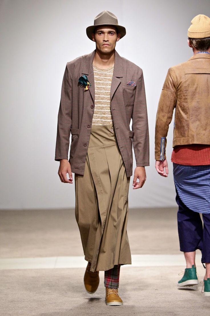 ALC Menswear AW17: Look 18 -- Photo: Simon Deiner at South African Menswear Week