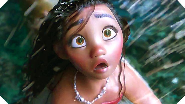 Disney's MOANA - TRAILER # 3 (2016)...animation almost complete, due out in November 2016!
