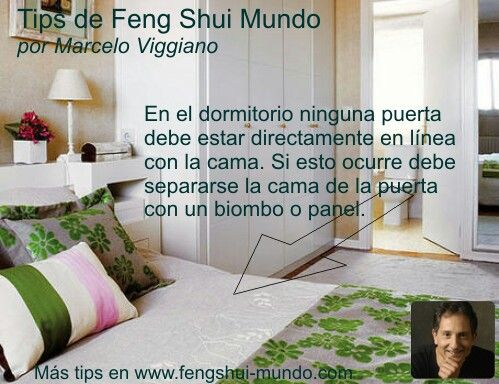 Tips para el dormitorio feng shui pinterest tips for Feng shui cortinas dormitorio