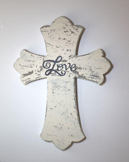 best 25 cross decorations ideas on pinterest burlap cross cross selling and wooden cross crafts. Black Bedroom Furniture Sets. Home Design Ideas
