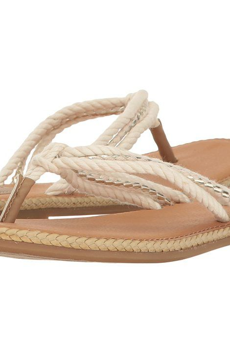 Sperry Anchor Coy (Natural/Gold) Women's Sandals - Sperry, Anchor Coy, STS98691-101, Footwear Open Casual Sandal, Casual Sandal, Open Footwear, Footwear, Shoes, Gift - Outfit Ideas And Street Style 2017