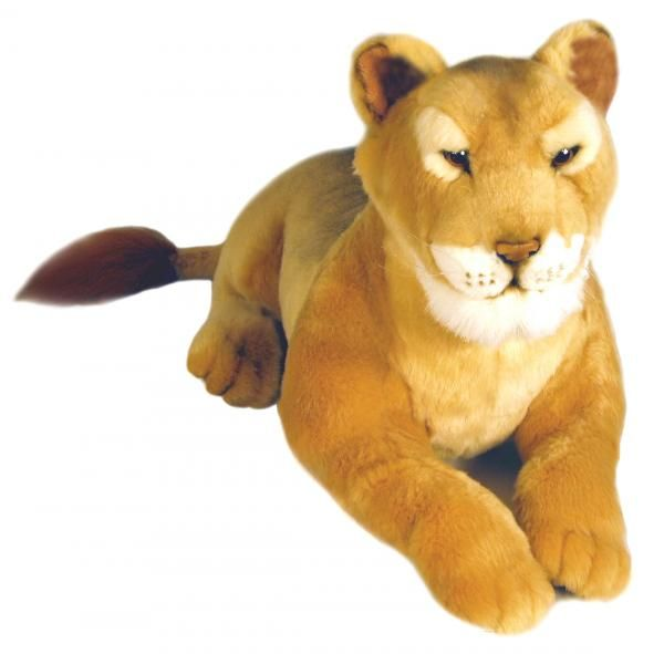 Lioness plush toy-Elsa