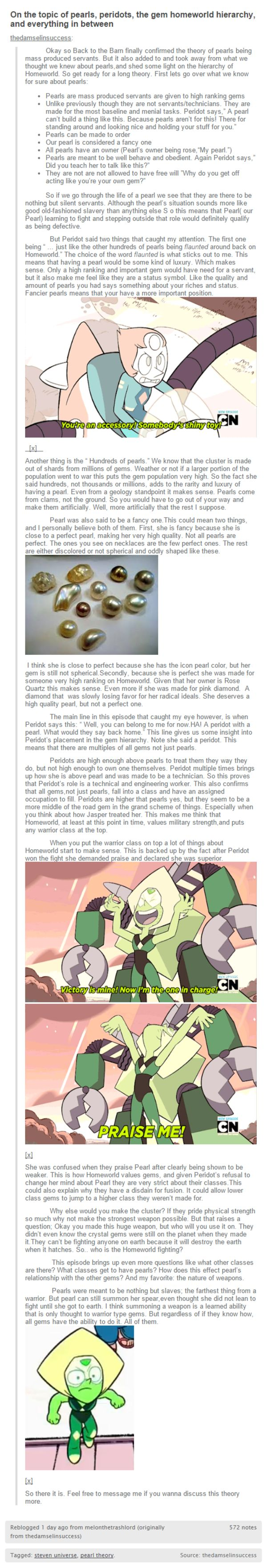 See more 'Steven Universe' images on Know Your Meme!<<< OMG! That explains why Peridot didn't summon her weapon when her and Steven were cornered by the mini clusters, she didn't know how because she was never taught! That bothered me so much while watching that episode.