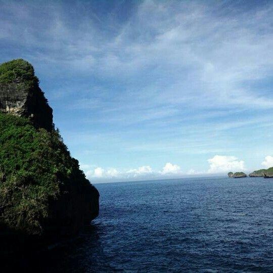 Sempu Island, East Java, Indonesia