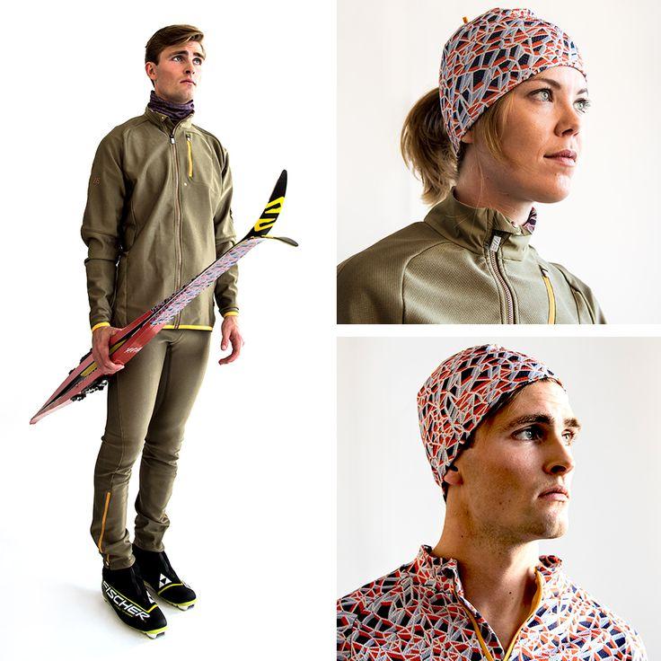 SWEARE designar kläder för längdskidåkning. Jag hjälpte till med fotograferingen till deras webbshop.
