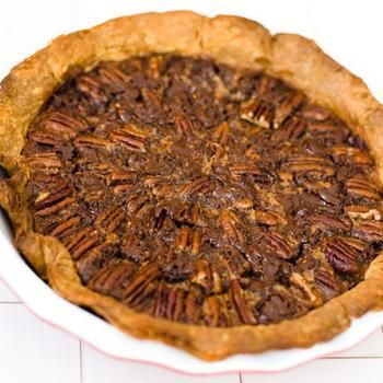 Something Not Exactly Like) Derby Pie | Sweets | Pinterest