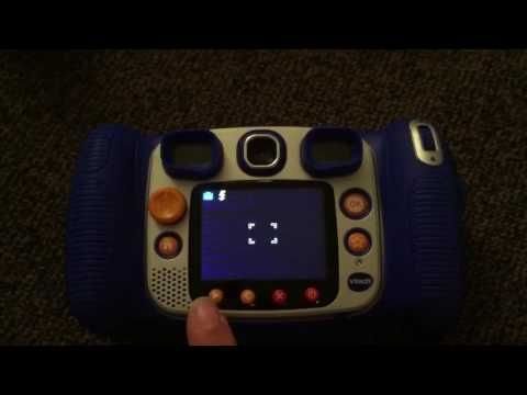 VTech Kidi Zoom Duo Kamera Kinderkamera deutsch - YouTube
