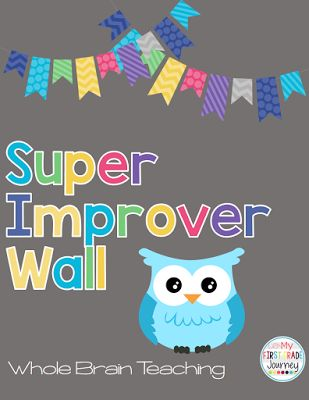 Tackling my Super Improver Wall -Whole Brain Teaching