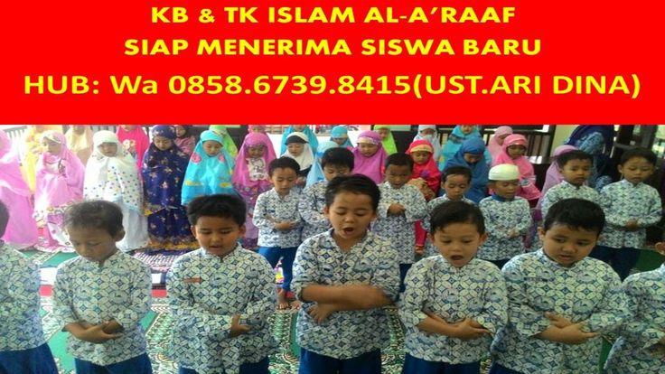 Alamat :  KB & TK ISLAM AL - A'RAAF Cerdas-Kreatif-Berakhlak Jl. Mangesti No.G9 (Depan Graha Setyowati)  Gentan, Baki, SUKOHARJO  Telepon (0271) 76 50 60 4