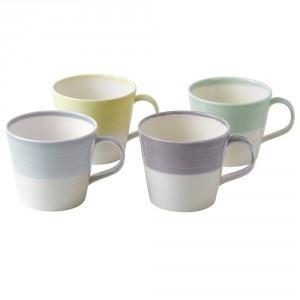 Royal Doulton 1815 Set of 4 Cool Mugs