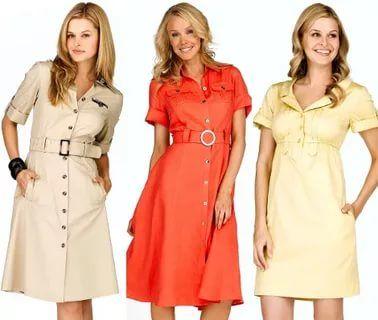 платье сафари для полных женщин: 19 тыс изображений найдено в Яндекс.Картинках