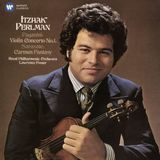 Paganini: Violin Concerto No. 1; Sarasate: Carmen Fantasy [CD], 28985631