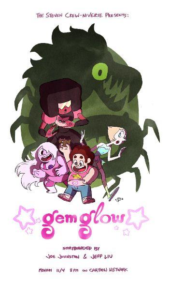 "Recap: Steven Universe 1x1 ""Gem Glow"""