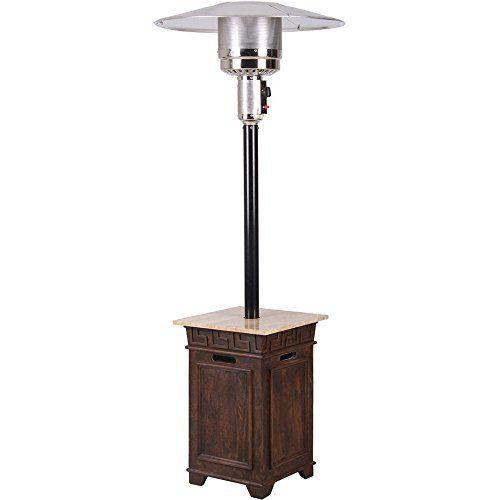 Sonoma Envirostone U0026 Marble 40000 BTU Propane Gas Patio Heater For Sale  Https://