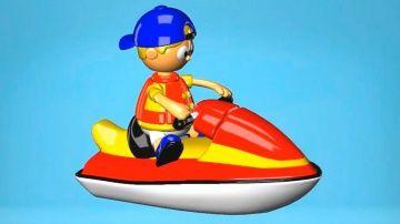 Мультики детям - 3D конструктор Build and Play - водный мотоцикл http://video-kid.com/10852-multiki-detjam-3d-konstruktor-build-and-play-vodnyi-motocikl.html  Паззлы для детей - это увлекательное занятие, которое развивает внимание и логическое мышление. Поэтому нам очень нравится детское приложение Build and Play. Сегодня из ярких 3Д деталей мы соберем водный мотоцикл. Этот мультфильм конструктор - геймплей игры для детей, которую вы можете скачать в ГуглПлей и Аппстор.Смотри мультики…