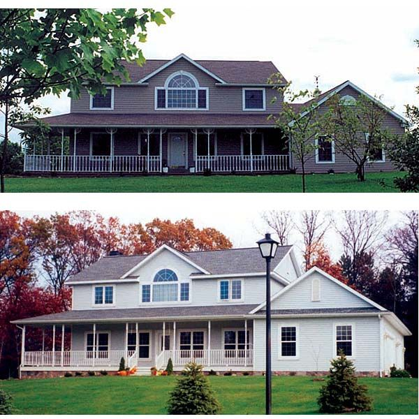 84 Best House Plans With Porches Images On Pinterest
