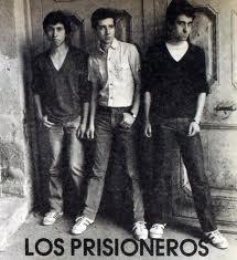 Los prisioneros. LA banda de rock chilena.