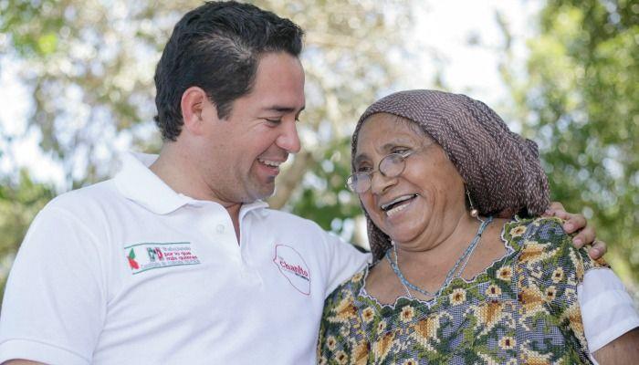 La igualdad de oportunidades entre hombres y mujeres Tulum, Quintana Roo: Chanito Toledo