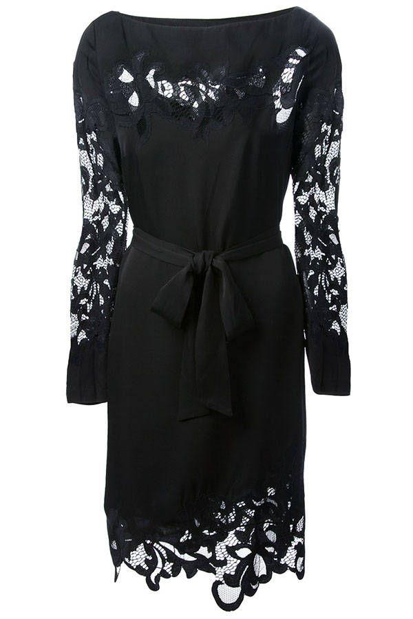 Kat von d black dress 6x