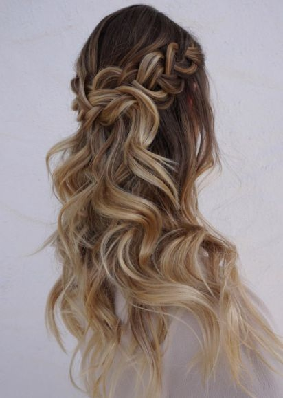 25 unique fancy hairstyles ideas on pinterest party hair heidi marie garett wedding hairstyle inspiration urmus Choice Image