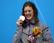 Olympics Day 2 - Swimming 400m Freestyle  Silver for Allison Schmitt