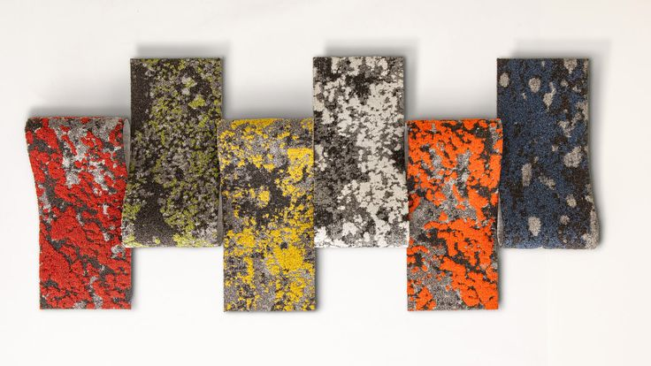 Lichen by Mohawk Group & McLennan Design gives more resources back to the environment than it uses in its entire life cycle.