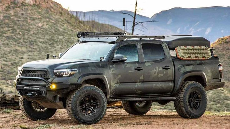Pin by Hermie on 4RUNNER TPRO in 2020 Overland
