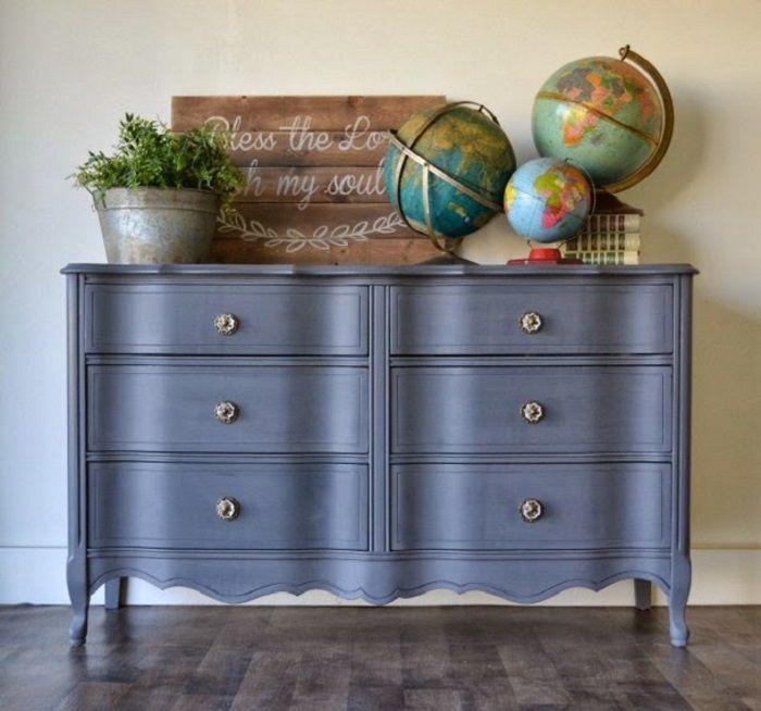 Mejores 86 imágenes de reciclar en Pinterest | Muebles pintados ...