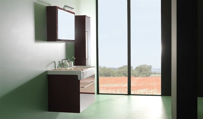 Lavarredo is a product line with a contemporary design that responds to the demand for integrating into one environment, all those functions...