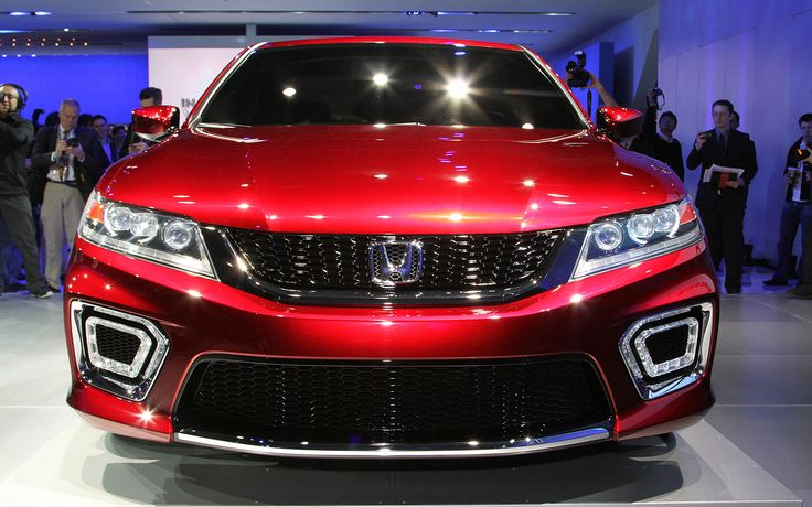 2014 Honda Accord coupe.....love my Honda's
