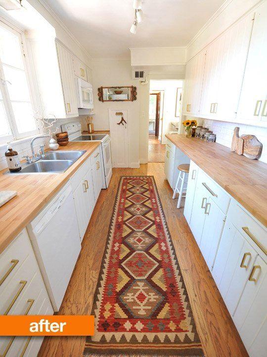 Apt Kitchen Renovations: 1000+ Ideas About Ikea Galley Kitchen On Pinterest
