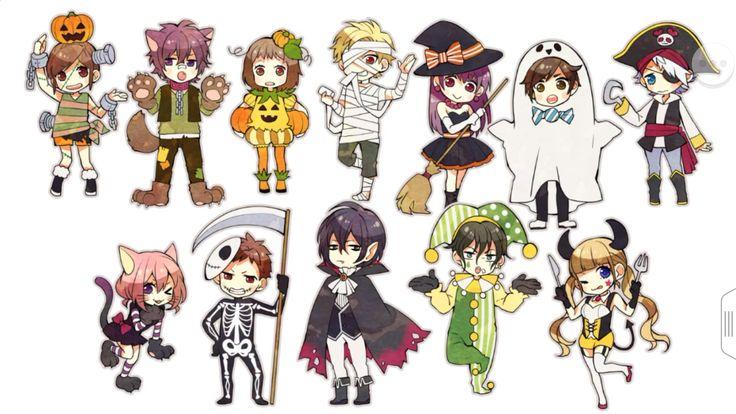 Natsuki, Hina and Sena