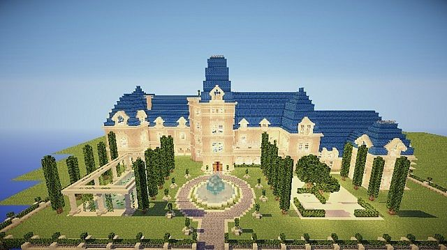 The Biltmore Mansion is a big house with alot of rooms and pools,chess and fountains.Get in this Asian Heaven and join me with the new projects (Around the World)