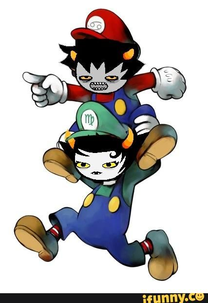 Image result for mario homestuck