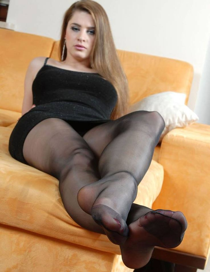 Dawn desire brown pantyhose