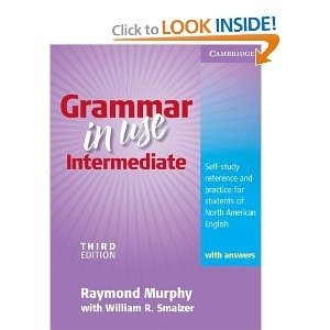 7 best esl bookshelf images on pinterest books english book and grammar in use intermediate students book with answers self study reference and practice for fandeluxe Choice Image